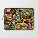 Unexpected - Part III [Final Chapter: Space Riot] Laptop Sleeve