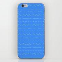 Look! A Bad Pattern! iPhone & iPod Skin