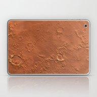 Mars Surface Laptop & iPad Skin