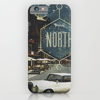 iPhone & iPod Case featuring 666 miles north by WeLoveHumans