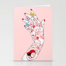 Suck Me Off Stationery Cards