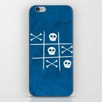 Skull & Bones iPhone & iPod Skin