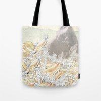 Fluid Tote Bag