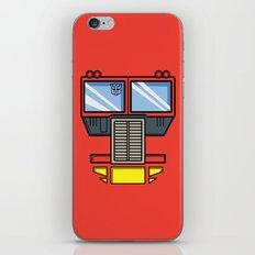 Transformers - Optimus Prime iPhone & iPod Skin