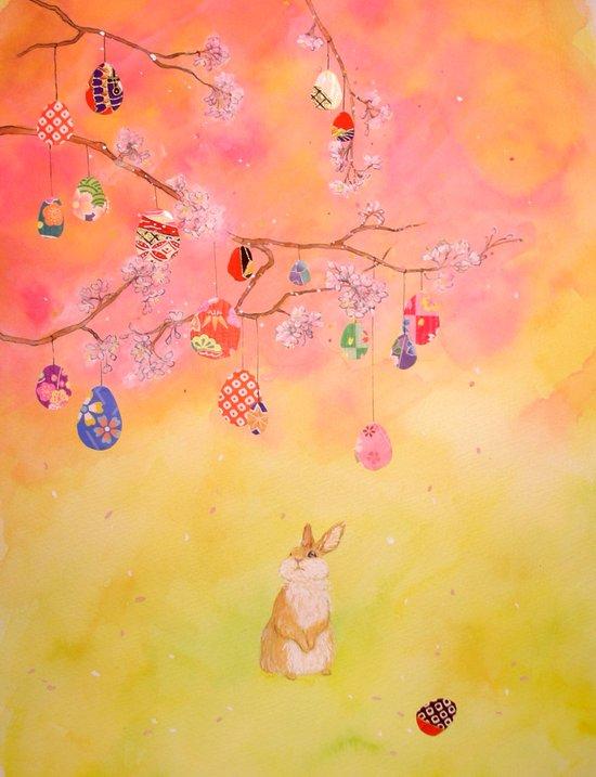 Easter 2012 Art Print