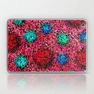 Colorful Illusion Laptop & iPad Skin