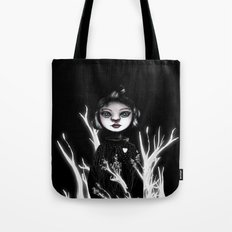 Forest Heart Tote Bag