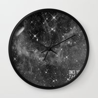 Put Yourself Out There Wall Clock