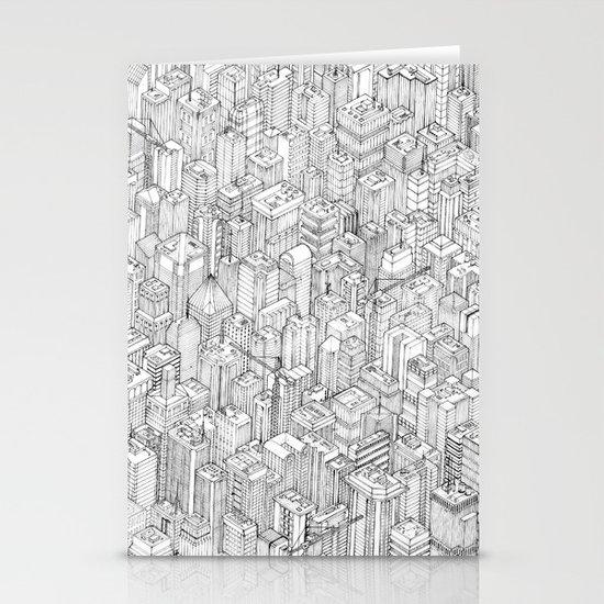 Isometric Urbanism pt.1 Stationery Card