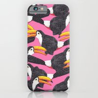 Toucans [pink] iPhone 6 Slim Case