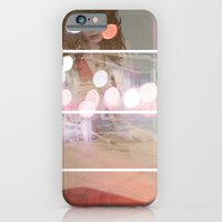 Lost In Thought Woman iPhone 6 Slim Case