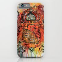 iPhone & iPod Case featuring Original Suburbia  by Jaime Jaget