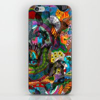Every Thought Can Change… iPhone & iPod Skin