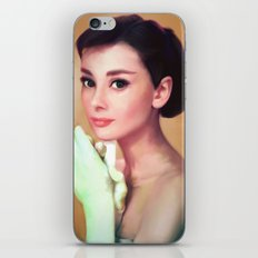 Oh, Audrey!  iPhone & iPod Skin