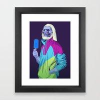 80/90s - WW Framed Art Print