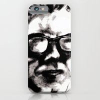 Hipster Beethoven iPhone 6 Slim Case