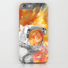 Engulfed Cosmonaut Slim Case iPhone 6s