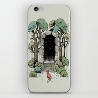 Forest Gate iPhone & iPod Skin