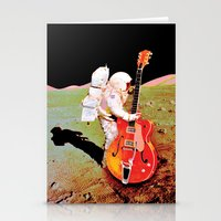 One Massive Strum Stationery Cards