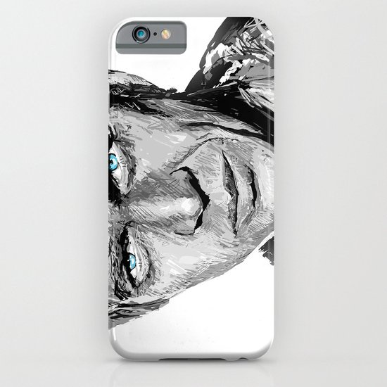 McQueen '69 iPhone & iPod Case