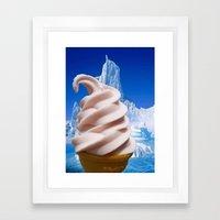 softis Framed Art Print
