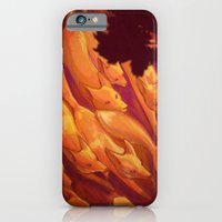FLIGHT OF THE FOXES iPhone 6 Slim Case