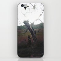 THE DESERTED LAND iPhone & iPod Skin