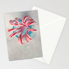 Happy Holidays, Christmas and Winter Photography, Candy Cane Stationery Cards