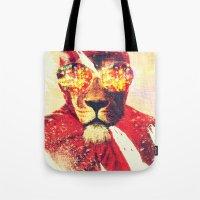 Lion Zion Tote Bag
