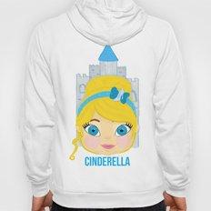 princess cinderella Hoody