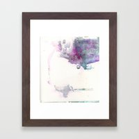 Peace  (In the White of Day) Framed Art Print