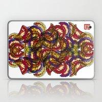 Empanadas Pattern #2 Laptop & iPad Skin