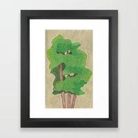 three in one Framed Art Print