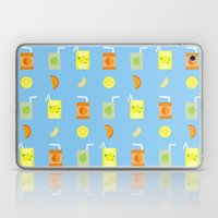 Juice Pattern  Laptop & iPad Skin