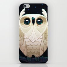Starla the Owl iPhone & iPod Skin