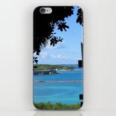 Untitled : Antigua iPhone & iPod Skin