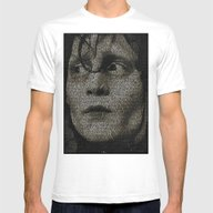 T-shirt featuring Edward Scissorhands Scre… by Robotic Ewe