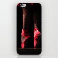 Slippers iPhone & iPod Skin