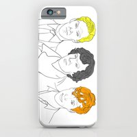 iPhone & iPod Case featuring Colour me Benedict by Marwa Hamad