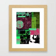 Manduza Framed Art Print