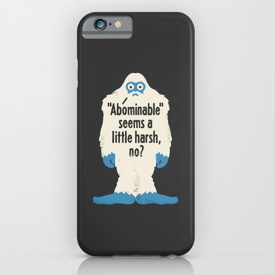 Not Cool iPhone & iPod Case