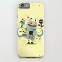 iPhone & iPod Case featuring Promenade by Exit Man