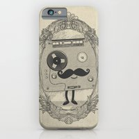 Old Time Story iPhone 6 Slim Case