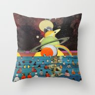 Children Of The Sun And … Throw Pillow
