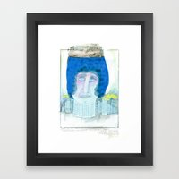 Fantasies Framed Art Print