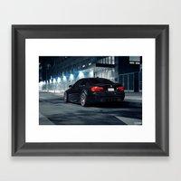BMW 335i M Conversion Framed Art Print