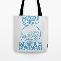 MUTHUR Lover Tote Bag