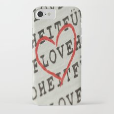 LOVE Slim Case iPhone 7