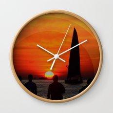 The Set Wall Clock