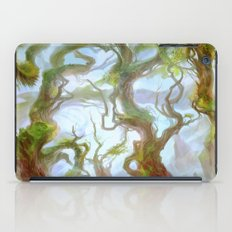 Wooded Foothills iPad Case